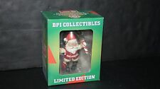 COLLECTIBLE OKLAHOMA UNIVERSITY OU SOONERS CHRISTMAS SANTA ORNAMENT -NIB
