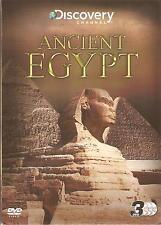 ANCIENT EGYPT - 3 DVD BOX SET - KING TUT, Tutankhamen & Mummies