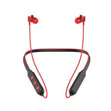 Bluetooth Headphones Neckband Waterproof Ipx5 Wireless Earbuds Sport Super Bass