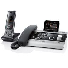 Gigaset DX800A Voice over IP- Mini-Telefonanlage mit 1x Mobilteil S650H Pro