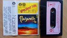Nazareth  – Greatest Hits YUGOSLAVIAN CASS TAPE 1979..FREE SHIPPING
