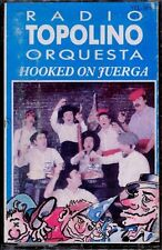 TOPOLINO RADIO ORQUESTA - Hooked On Juerga - SPAIN CASSETTE Zafiro 1989 - MIX
