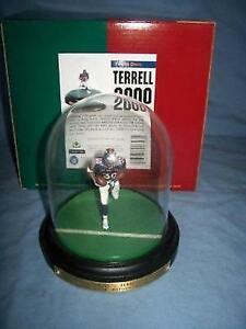 Terrell Davis Denver Broncos Upper Deck Authendicated Figure
