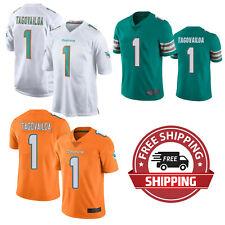 Men's Miami Dolphins Tua Tagovailoa stitched jersey free shipping