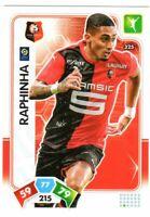 Carte PANINI Adrenalyn XL 2020-2021 Ligue 1 #325 RAPHINHA Stade Rennais FC
