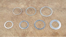 2pcs Saw Blade Adjustable Gasket Saw Inner Hole Adapter Ring Saw Reducing Washer