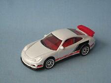 Matchbox Porsche 911 GT3 White Body in BP Toy Model Sports Car 70mm Long
