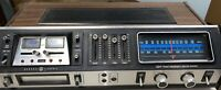 Vintage General Electric Eight/Track Recorder/AM-FM Stereo Model SC2310B(Descrip