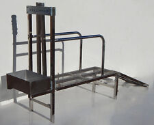 Portable Goat/ Sheep Milking Stand/ Head bail/  crush- Galvanised