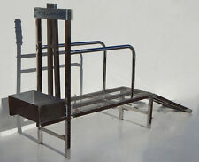 Portable Goat/ Sheep Milking Stand/ Head bale/  crush- Galvanised