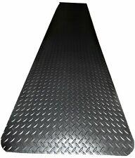 3' x 6' 9/16'' WeldMaster Diamond Plate anti-fatigue matting for Welding & Other