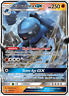 Pokemon Ultra Rare Holo Foil Full Art Carracosta GX Card SM239 Promo Black star
