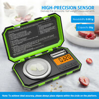 0.001g-50g/0.01g-200g LCD_Digital Balance Kitchen Jewelry Gold Food Scale Weight