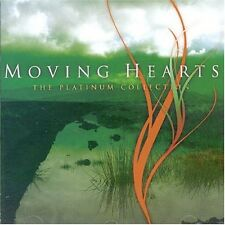 MOVING HEARTS - THE PLATINUM COLLECTION: CD ALBUM (2007)