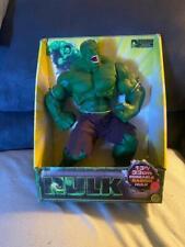 "Marvel Toy Biz 13"" Poseable Raging Hulk Figure - New"