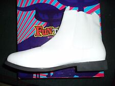 Funtasma Shoes for Men White Trooper 12 Size Large NIB