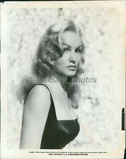 1959 Portrait of Actress Julie Newmar Original News Service Photo
