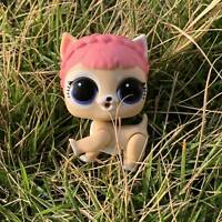 LOL Surprise doll FUZZY PETS Makeover Series 5 ICE BARKER BE PLAYED MBJD