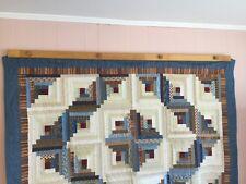 Quilt Display Hanger,compression style, 4 knobs, golden oak, 68� long