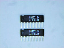 "BA15218N ""Original"" ROHM  8P SIP IC  2  pcs"