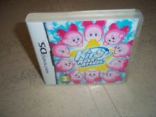1X Replacement Nintendo DS Kirby Mass Attack Box .Pal Empty DS case