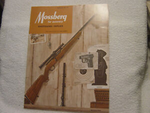 MOSSBERG 1963 catalog