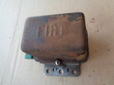 Fiat 124 Sport Coupe 125 Regler Lichtmaschinenregler voltage regulator 12V