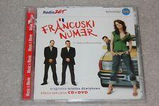 OST Francuski Numer - CD+DVD  Tede NEW & SEALED