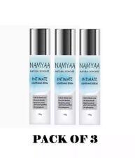 "3x ""Namyaa Intimate"" Skin Lightening Serum-Plant Based- For Unisex-100 Gm Each"