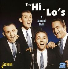 THE HI-LO'S - A MUSICAL THRILL 2 CD NEUF
