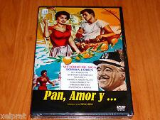 PAN AMOR Y - PANE AMORE E Vittorio De Sica  Sophia Loren  Dino Risi -Precintada