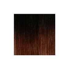 "Black Diamond ONYX Natural Yaki 100% Human Hair Straight Weaving Extension 14"""