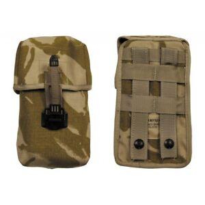 Original Brit. Koppeltasche MOLLE für Wasserflasche Tasche Armee Gürteltasche