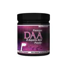 DAA D-Aspartic Acid Powder by Premium Powders 90 Serving Container
