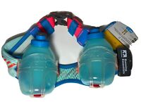 Nathan Mercury 2-bottle Hydration belt 20oz/600 ml for road running BPA Free