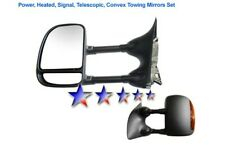Ford Super Duty 2003-2007 F-250 Power/Heated/Towing/Signal Mirror Set