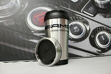 Mercedes-Benz Silver AMG Insulated Thermo Mug NEW