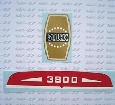 **PROMO**1 LOT 2 AUTOCOLLANTS  N°11B SOLEX POUR 3800 VELOSOLEX   .