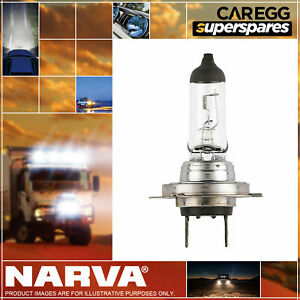 Narva H7 Halogen Globe 12 Volt 55W Px26D Plus 30 48328BL Headlamp Light for Audi