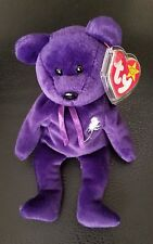 Authenticated RARE 1997 Ty Beanie Baby 2nd Edition Princess Diana Beanie  Baby 826785d5af
