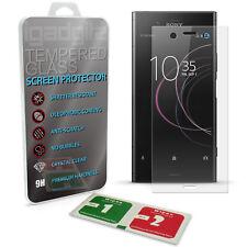 VETRO TEMPERATO PROTEGGI SCHERMO per Sony Xperia XZ1 Shatterproof durezza 9 H