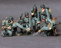 1/35 Resin Briefing before Attack 6 German Soldiers unpainted unassembled BL756