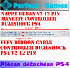 nappe ruban cable power flex ribbon manette controller V2 12 pin SONY PS4