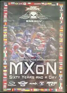 MXoN - Sixty 60 Years and a Day - DVD  Motocross MX Motorbike Racing DOCUMENTARY