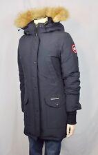 Women's CANADA GOOSE Trillium Parka Size XS Navy Coat Jacket NWT New MSRP $950