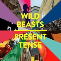 WILD BEASTS -PRESENT TENSE- VINYL LP (180g)-Brand New-Still Sealed