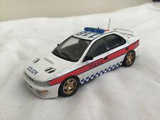 TROFEU 1/43 Subaru Impreza  HUMBERSIDE POLICE