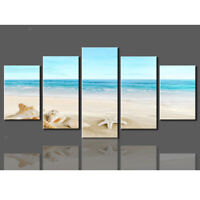 5x Canvas Decorative Wall Paintings Living Room Print Haning Pictures No Frame