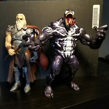 Marvel Legends BAF Lot COMPLETE monster Venom Allfather King Thor Build A Figure
