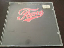 """""""Fame: Original Motion Picture Soundtrack"""" (CD, Made in West Germany) *GC*"""